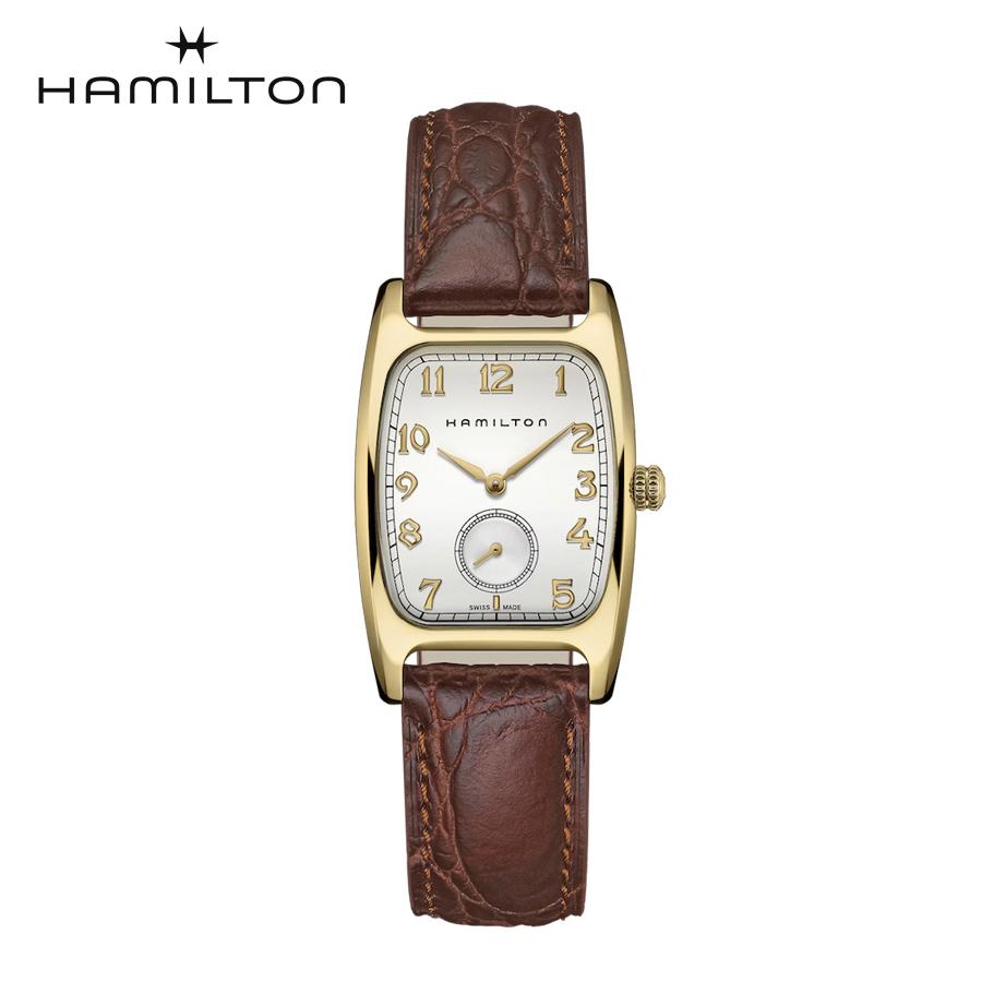 【ポイント10倍】ハミルトン アメリカン クラシック ボルトン HAMILTON American Classic Boulton H13431553  腕時計