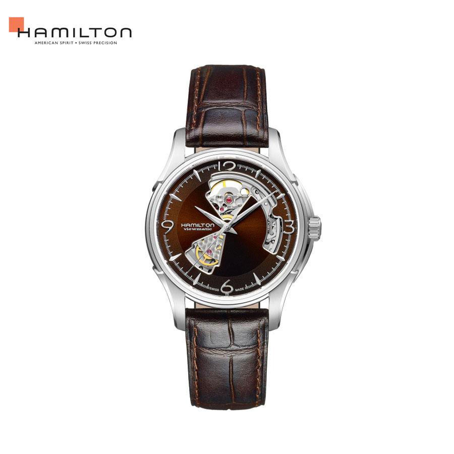 自動巻 ハミルトン Hamilton 腕時計 メンズ ジャズマスター オープンハート H32565595