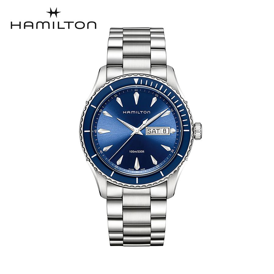 ハミルトン Hamilton 腕時計 メンズ ジャズマスター シービュー デイデイト H37551141