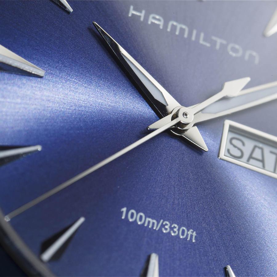 【ポイント10倍】ハミルトン ジャズマスター シービュー デイデイト HAMILTON  Jazzmaster Seaview Day Date H37551141  腕時計