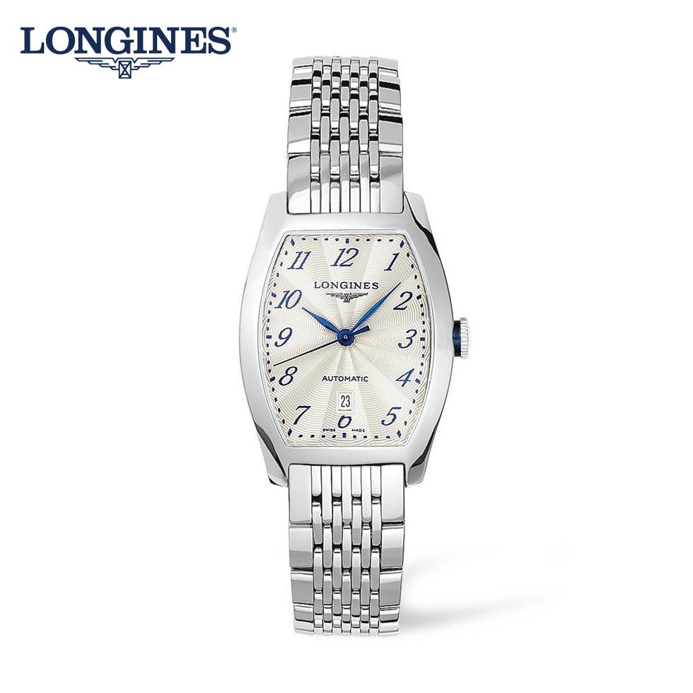 正規品 自動巻 ロンジン LONGINES ロンジン エヴィデンツァ L21424736 送料無料 腕時計 時計 プレゼント ギフト 贈り物 包装 ラッピング お祝い 祝い 誕生日 結婚記念日 記念日 おしゃれ レディース 女性 妻 嫁 彼女 娘 母