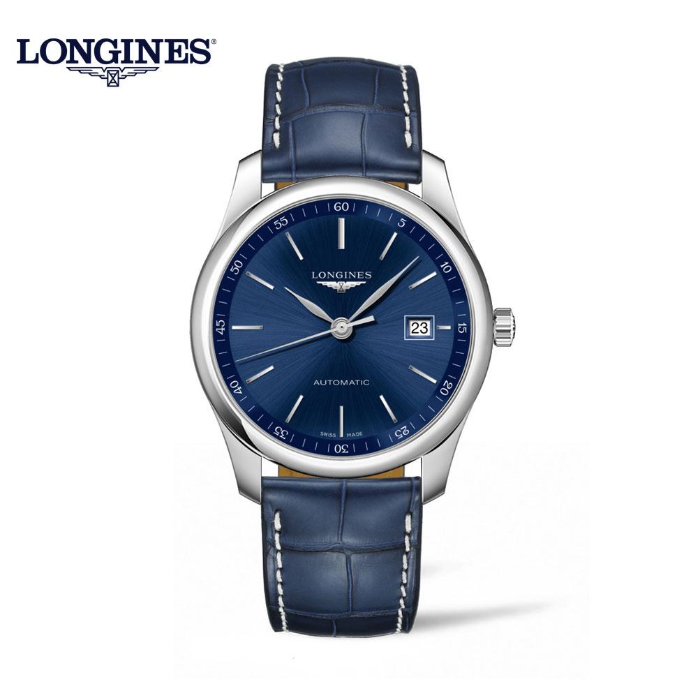 ロンジン 腕時計 メンズ L27934920 当店は最高な サービスを提供します ご予約品 正規品 自動巻 マスターコレクション LONGINES