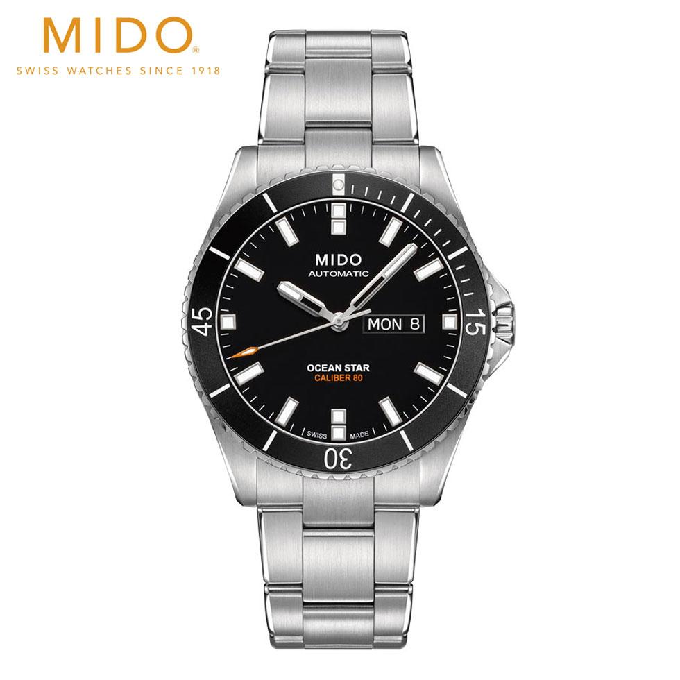 自動巻 腕時計 MIDO メンズ オーシャンスター ミドー M0264301105100