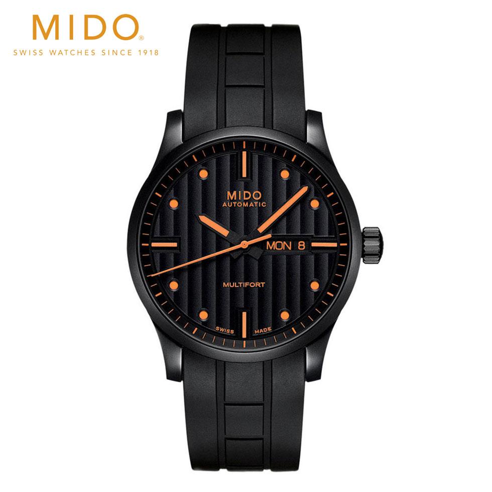 正規品 自動巻 ミドー MIDO マルチフォート M0054303705180 腕時計 メンズ