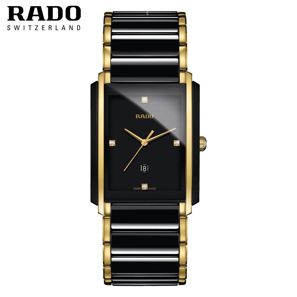 正規品 RADO ラドー Integral インテグラル R20204712 送料無料 腕時計 時計 防水 プレゼント ギフト 贈り物 包装 ラッピング お祝い 祝い 誕生日 結婚記念日 記念日 おしゃれ メンズ 男性 夫 旦那 彼氏 息子 父