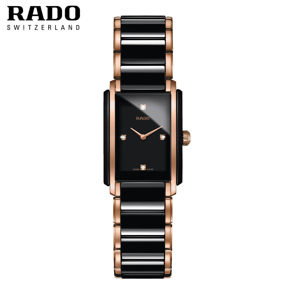 正規品 RADO ラドー Integral インテグラル R20612712 送料無料 腕時計 時計 防水 プレゼント ギフト 贈り物 包装 ラッピング お祝い 祝い 誕生日 結婚記念日 記念日 おしゃれ レディース 女性 妻 嫁 彼女 娘 母