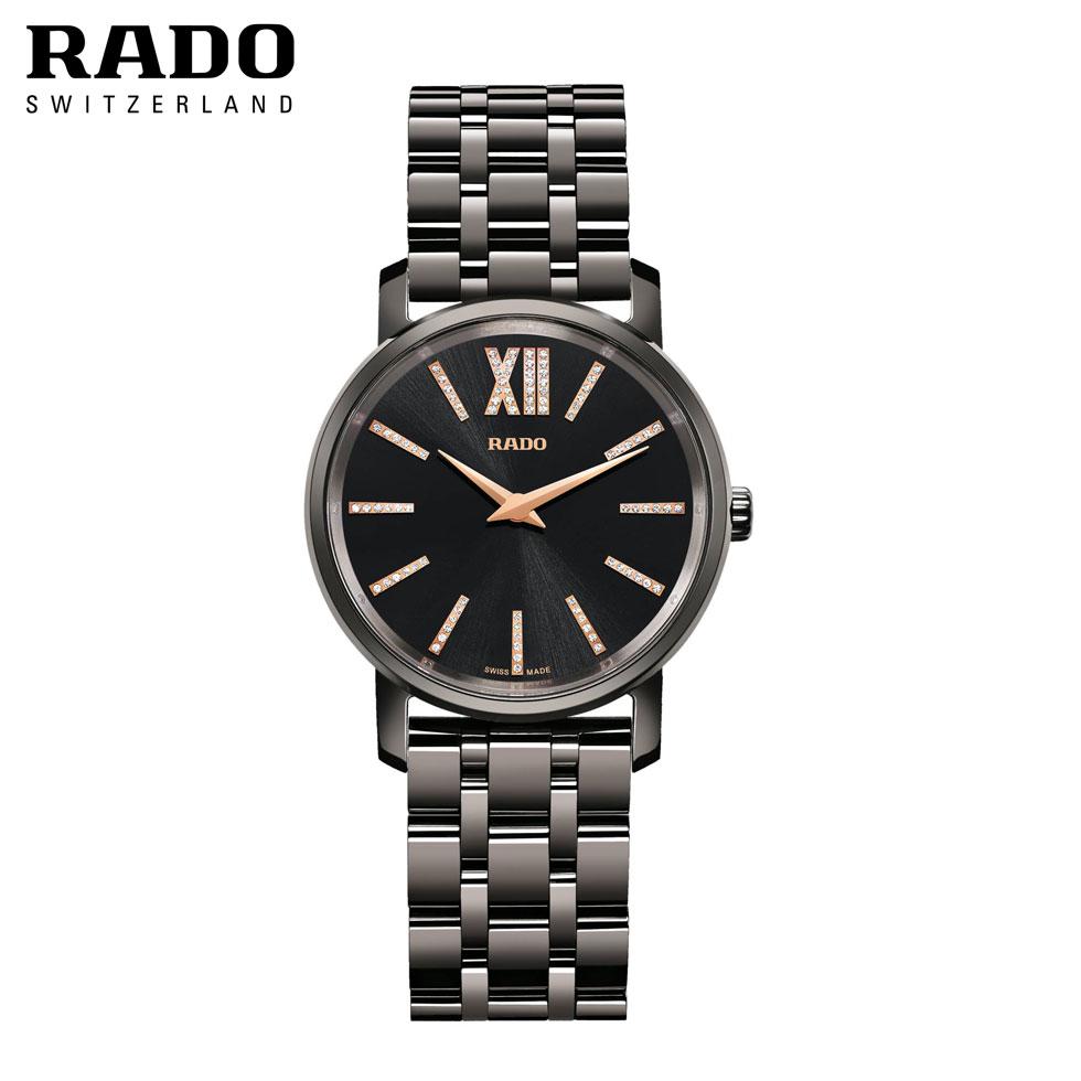 正規品 RADO ラドー DiaMaster ダイアマスター R14064707 送料無料 腕時計 時計 防水 プレゼント ギフト 贈り物 包装 ラッピング お祝い 祝い 誕生日 結婚記念日 記念日 おしゃれ レディース 女性 妻 嫁 彼女 娘 母