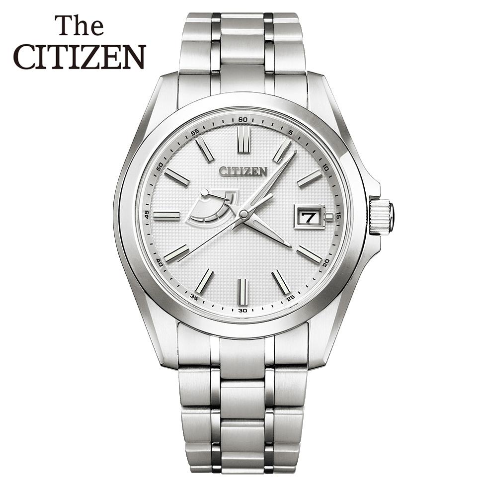 メンズ AQ1040-53A 正規品 ザシチズン CITIZEN 高精度エコドライブ 腕時計 The