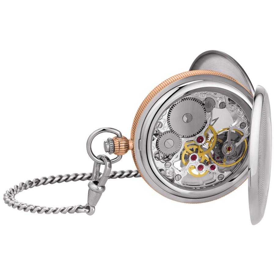 正規品 自動巻き TISSOT ティソ Tポケット ブリッジポート メカニカル スケルトン T8594052927300 懐中  腕時計 時計 防水 プレゼント ギフト 贈り物 包装 ラッピング お祝い 祝い 誕生日 結婚記念日 記念日 おしゃれ