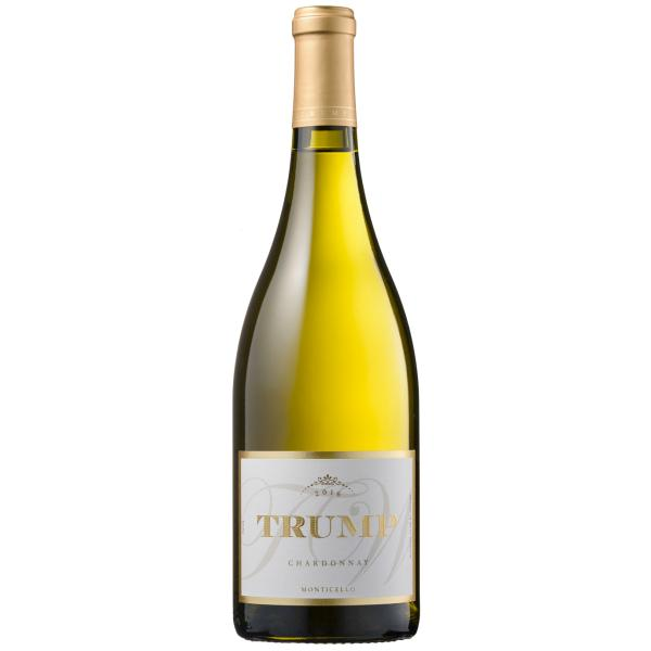 トランプワイン シャルドネ2016
