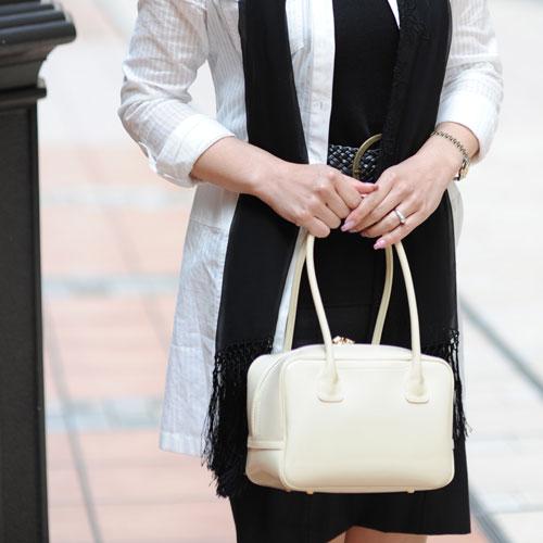 [濱野皮革工藝]エナメルバッグエナメル ミニボストン バッグSeleb Mini Boston【セレブミニボストン】送料無料 濱野皮革 バッグ濱野バッグ セレブ ミニボストン