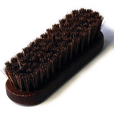 毛先が細く 柔らかい馬毛を使用していますので 表面のホコリ等の汚れ落しなどに適しています 年間定番 靴磨き ブラシ 馬毛 モウブレイ 高価値 馬毛ブラシ M.MOWBRAY モゥブレィ ミニホースブラシ