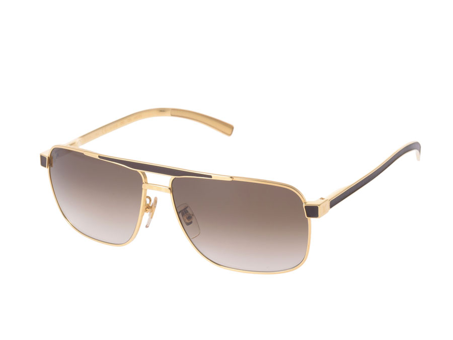 louis vuitton sunglasses. louis vuitton sunglasses z0549u gp frame side lv initials-