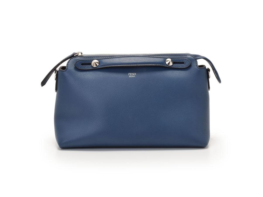 Ginzo Rakuten Ichiba Shop  Fendi by FENDI BTW 2-WAY bag blue leather ... 5991f43ab4026