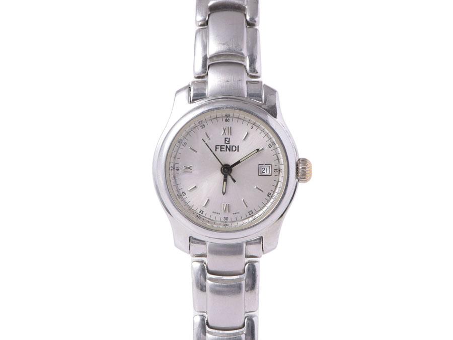 migliori scarpe da ginnastica 31601 04fba Fendi, FENDI orologi 210L 060-707 02-117 SS quartz watch-