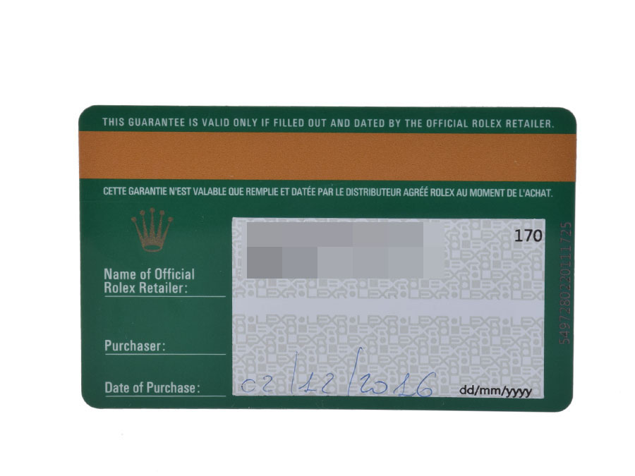 新货劳力士、ROLEX日期确切41 126331G sandasutoa表盘10P列车时间表箱子保证金◇