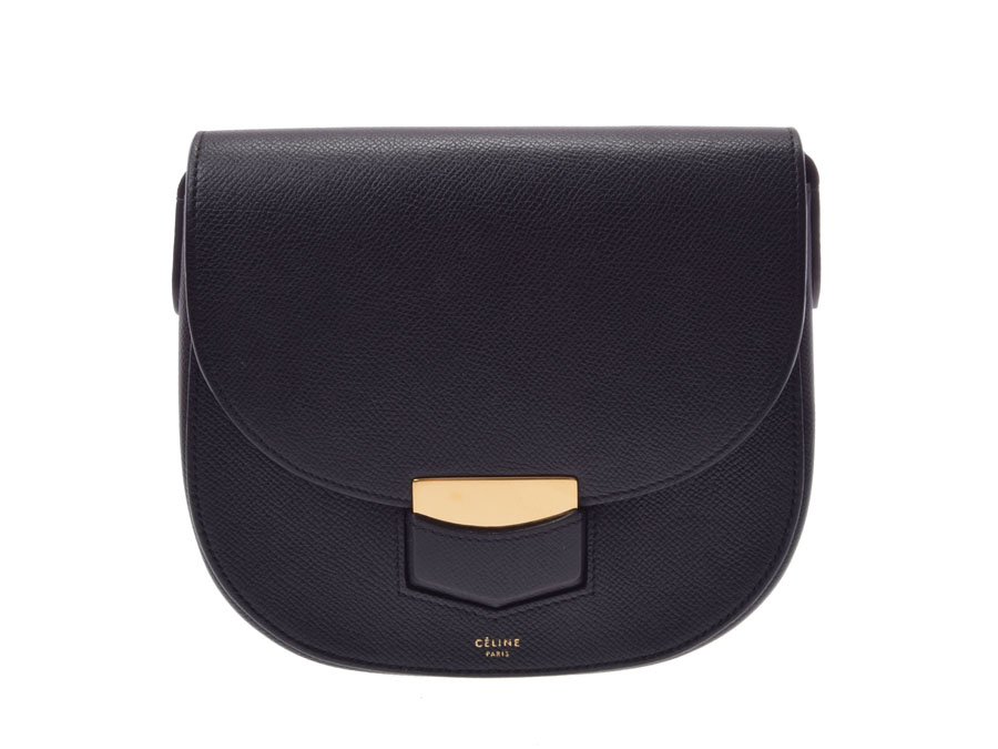 Ginzo Rakuten Ichiba Shop  Used Celine trotteur Small shoulder bag ... d9f51acf707fe