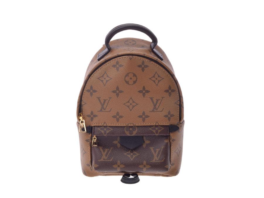 Used Louis Vuitton monogram reverse backpack mini-M42411 Lady s newly LOUIS  VUITTON◇ 7c1c11f695cc1