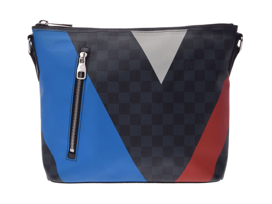 e30777fdf45 Men's LOUIS VUITTON America's Cup-limited for used ルイヴィトンダミエコバルトミック PM  N41639 2,017 years◇