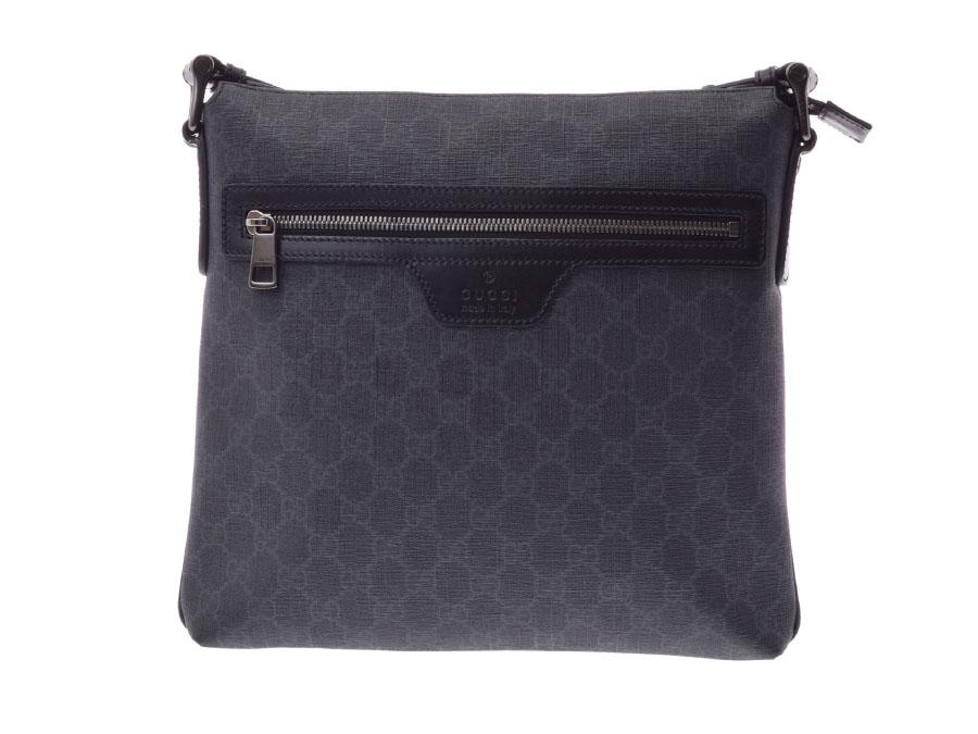 f5dcbbce823 Ginzo Rakuten Ichiba Shop  Used Gucci shoulder bag GG スプリーム PVC ...