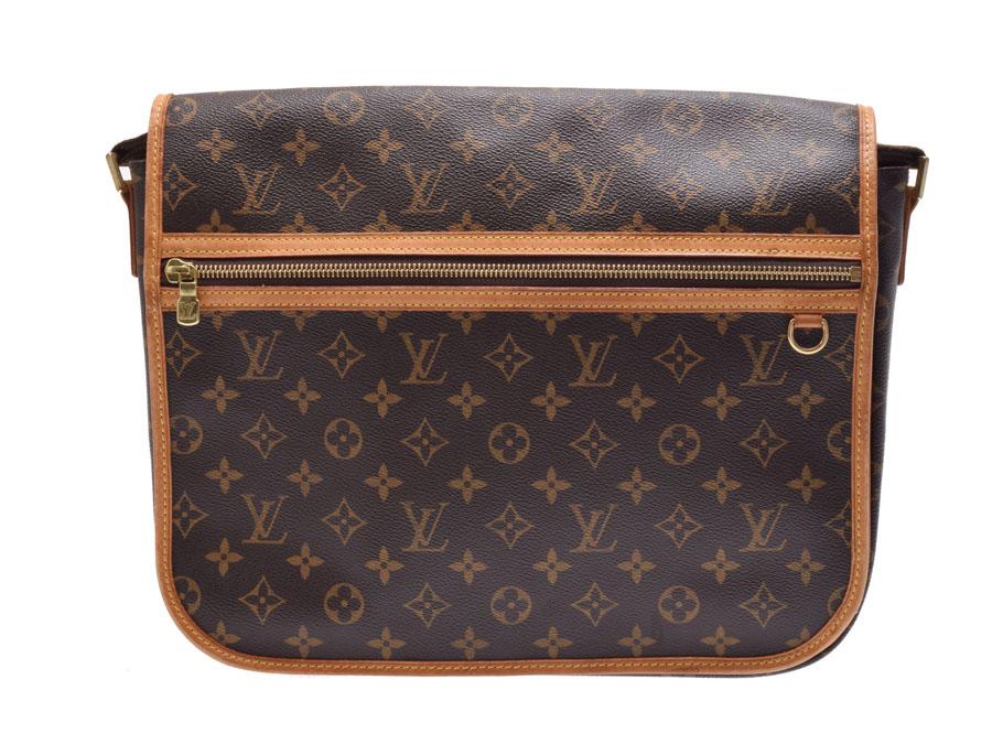 Used Louis Vuitton Monogram Messenger Gm M40105 Shoulder Bag Men Gap Dis
