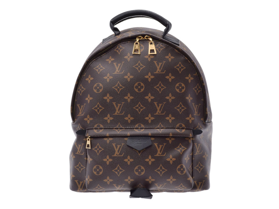 Used Louis Vuitton monogram Palm Springs backpack MM M41561 rucksack men  gap Dis LOUIS VUITTON◇ f8721d225b634