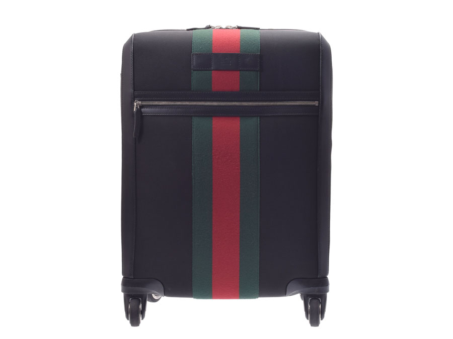 d36cfdf6f01b72 Gucci sherry line carrier bag black men gap Dis canvas / nylon carry case  AB rank ...