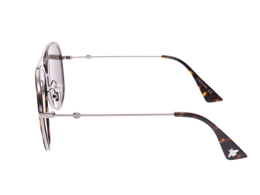 f4f22815a8d The Gucci sunglasses that a teardrop lens of the tortoiseshell is stylish.  The item which is high in popularity by the appearance that the nostalgic  ...