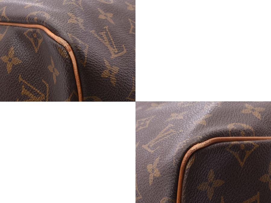 ルイヴィトン モノグラム キーポル バンドリエール55 ブラウン M41414 メンズ レディース 本革 ボストンバッグ BランkiuOwZXTlP