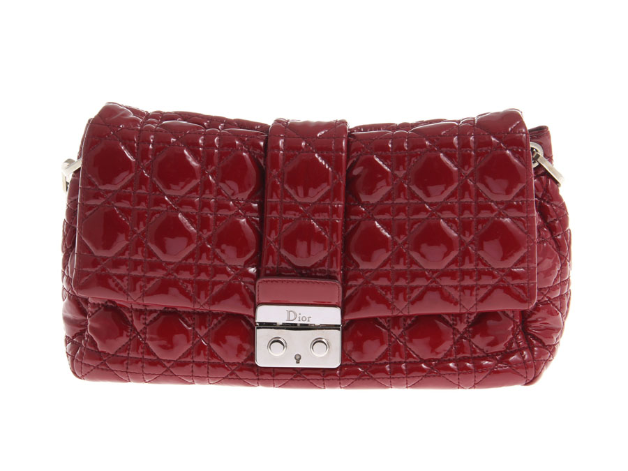 70463e8de6b9 Ginzo Rakuten Ichiba Shop  Christian Dior Miss Dior shoulder bag red ...