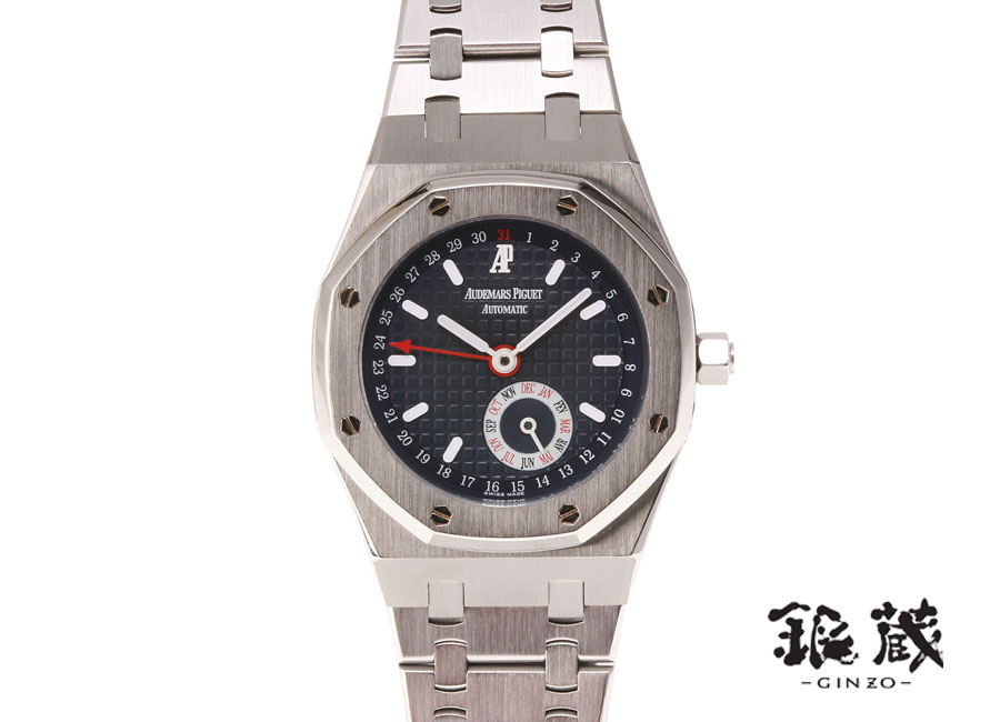 Ode map-AUDEMARS PIGUET Royal Oak annual calendar 25920ST.O.0789ST-