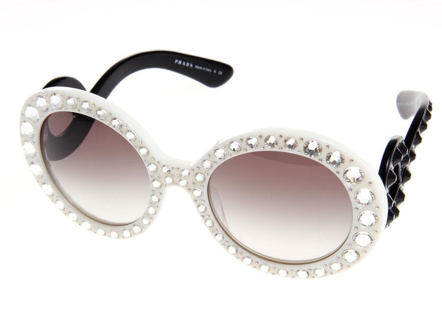 e90bdc0e34f9 Ginzo Rakuten Ichiba Shop: Prada-PRADA sunglasses white / black ...