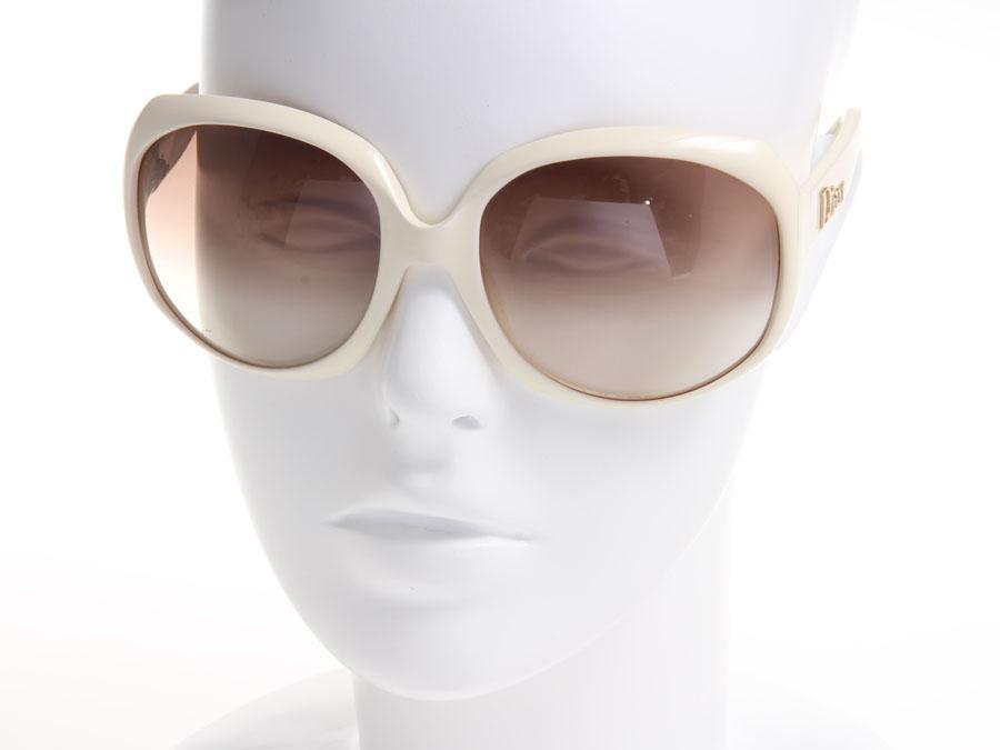 1fe58bd76fdf6 Ginzo Rakuten Ichiba Shop  Christian Dior sunglasses glossy 1 white ...