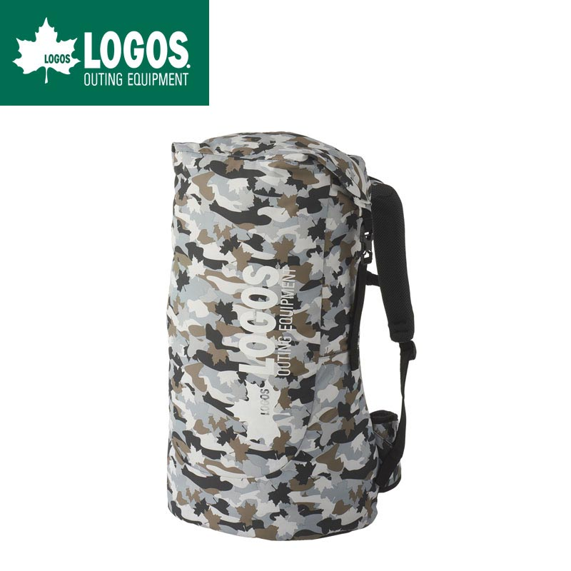 LOGOS ロゴス アウトドア CADVEL-Design ダッフルリュック40(カモフラ) リュックサック バックパック