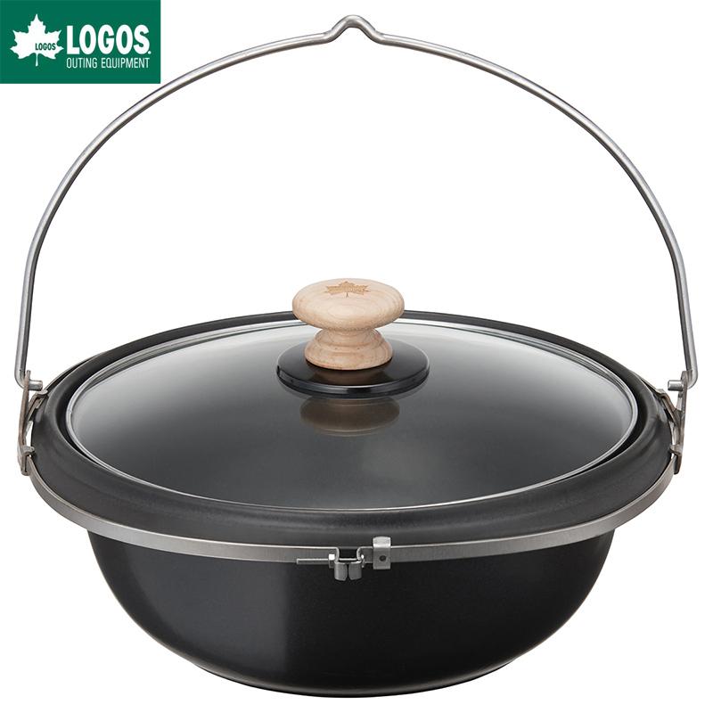 LOGOS ロゴス アウトドア クッカー 吊り土鍋