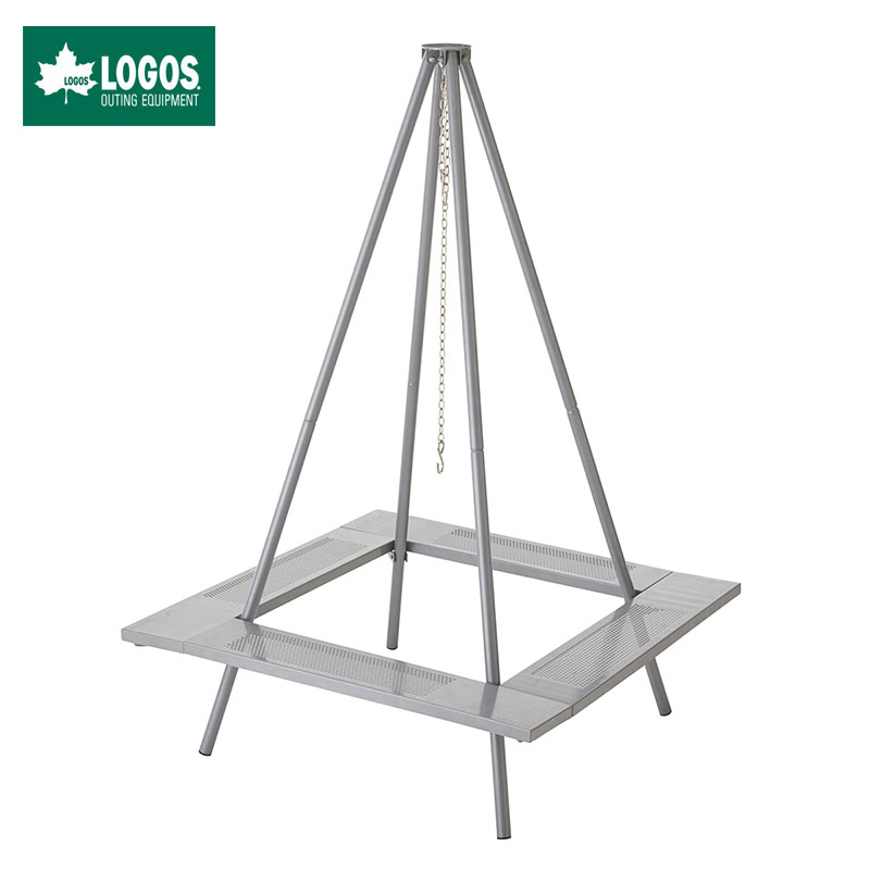 LOGOS ロゴス 囲炉裏ポッドテーブル 軽い 手軽 コンパクト