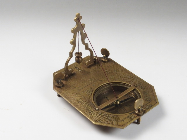 水平日時計 海 サンダイヤルコンパス 新作続 ロンドン 1775年 マリン ブラス 限定特価 アンティーク 小物 ジョバンニローゼ 西洋風 インテリア 置物