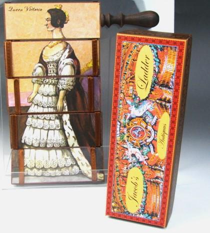 流行 おしゃれなおもちゃ ヤコブズラダー 世界最古のおもちゃ 直営限定アウトレット パタパタ 丈夫な箱入り ビクトリア ジョバンニローゼ クリスマス アンティーク 小物 インテリア 置物 西洋風