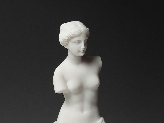 ギリシャ彫刻/ミロのヴィーナス/ジョバンニローゼ/古代ギリシャ/アラバスター/インテリア/小物/置物/西洋風/アンティーク/