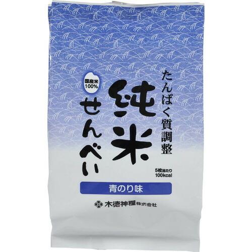 バイオテックジャパンたんぱく質調整 純米せんべい 青のり味 65g×20個 ご注文後のキャンセルは出来ません ジラフ市場店 発送までに5日前後かかります 初回限定 受注生産品