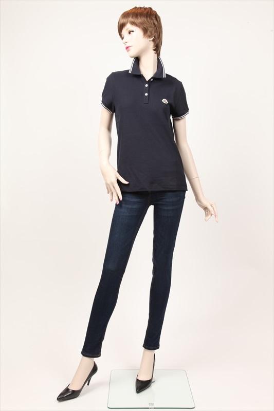 MONCLER モンクレール / Polo shirt ポロシャツ レディース【2020年春夏新作】【送料無料】 新作!Moncler モンクレール Spring-Summer ウィメンズ