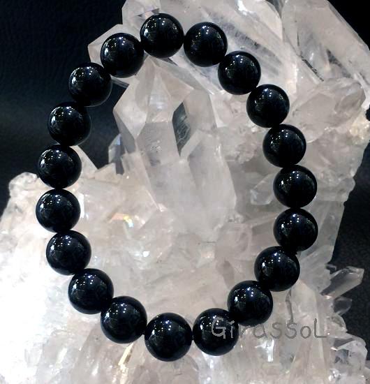 お買い得モデル 黒水晶(モリオン)RD10mmブレスレット, ギフト通販ハピトラ:ceb80dac --- hortafacil.dominiotemporario.com