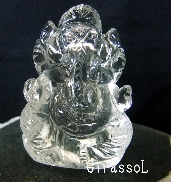 最新情報 (大)水晶彫刻ガネーシャ (大)水晶, みんなの花屋さん ほのか:41f9acdc --- hortafacil.dominiotemporario.com