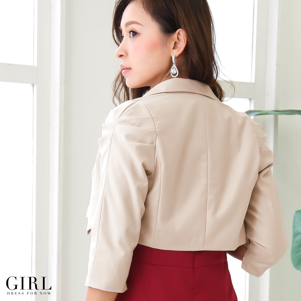 Dress shop GIRL | Rakuten Global Market: Wedding Bolero invited ...