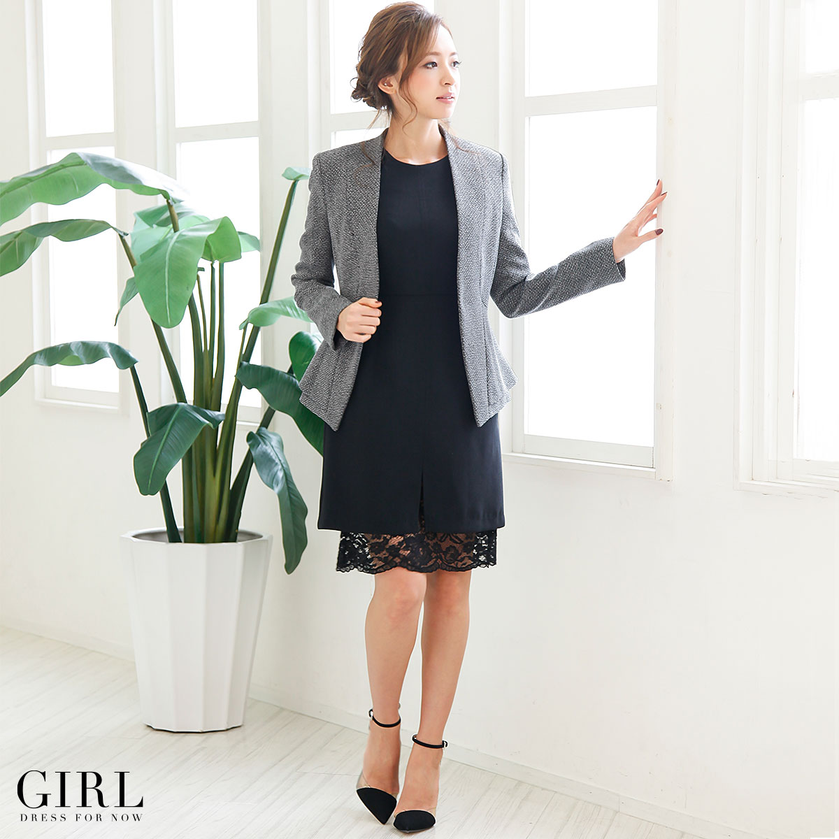 Dress shop GIRL | Rakuten Global Market: Bolero jacket wedding ...