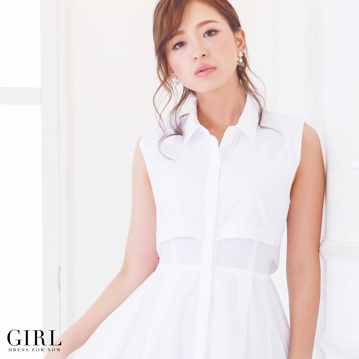 1719de664f838 Dress shop GIRL: One piece dress invited large size parties ladies ...