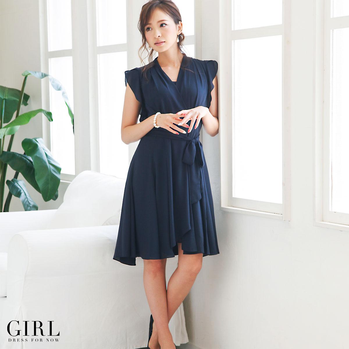 Dress shop GIRL | Rakuten Global Market: Party dress one-piece ...
