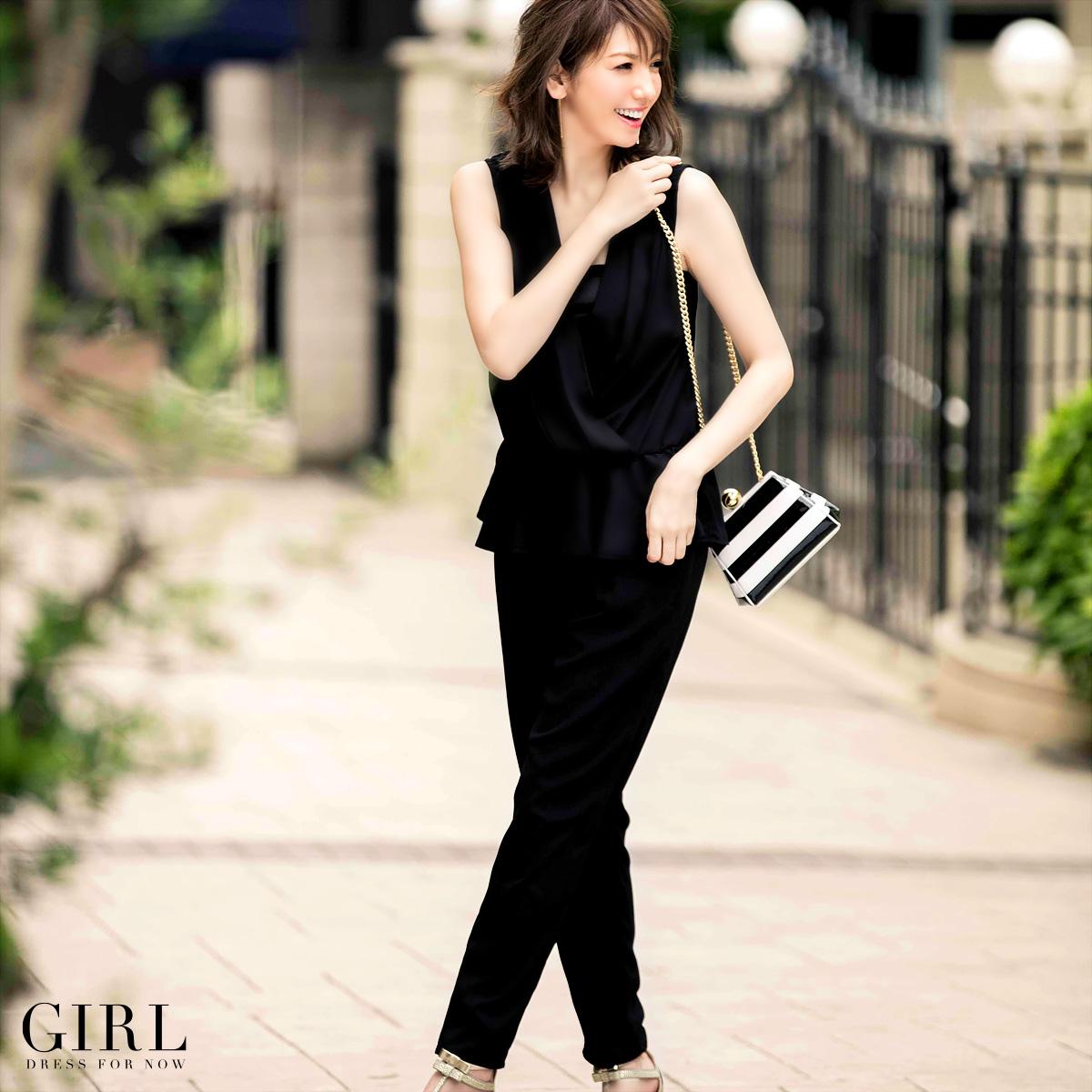 Dress shop GIRL   Rakuten Global Market: Party dress pants dress one ...