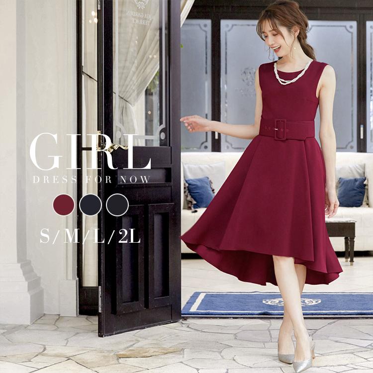 fb950bb92e42d 送料無料 ノースリーブ 袖なし 結婚式ドレス ロング S M L LL XL 2L 3L 2 ...