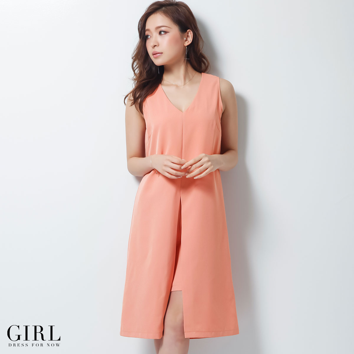 74f15cc41a1f7 Pants dress · # All-in-one · # Sleeveless · # Sleeveless · # Dinner · #  Casual